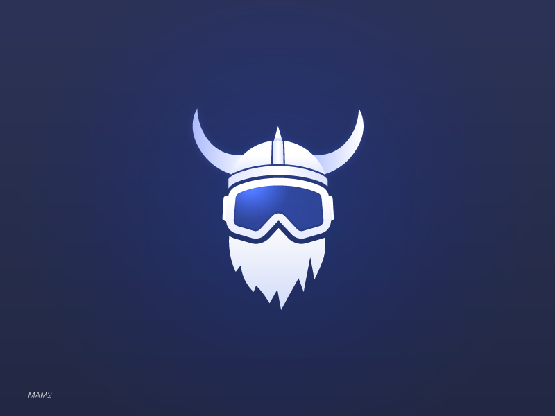 logo for Freestyle Snowboard/Skiing app