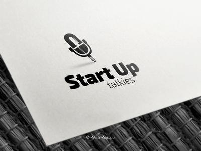Startup Talkies   Logo Sample
