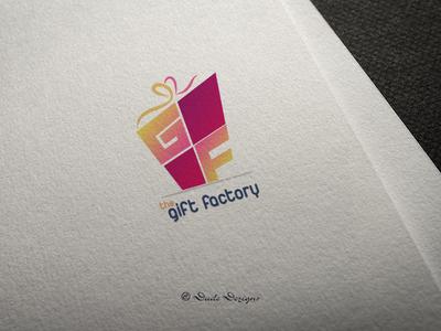 Gift Factory   Logo Design   Dude Dezigns