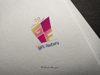Gift Factory | Logo Design | Dude Dezigns