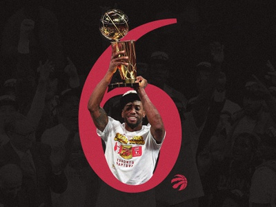 We the Champs kawhi 6 the6ix basketball raps wethenorth raptors toronto