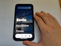 Ticket app | Prototype