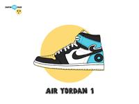 Air YOrdan 1