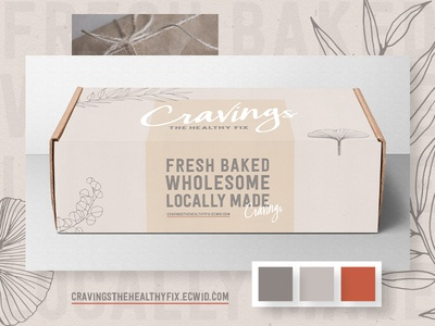 Cravings Packaging Design