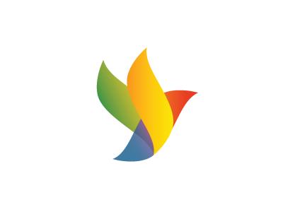 Redcalidad logo brand bird