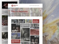 Arts Events Website