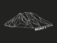 Montgenevre T Shirt design 2017/18