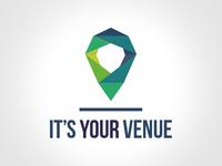 Its Your Venue Logo