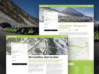 Snow Cab Website