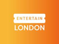 Entertain London Branding