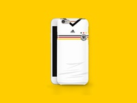 Germany world cup 1998 cover