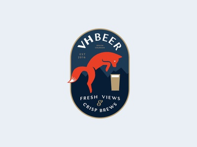 VH Beer - Logo Direction
