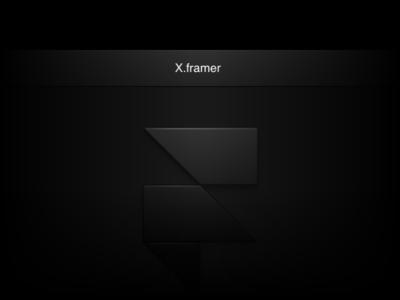 Framer X