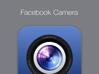 Facebook camera   icon sizes