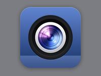 Facebook Camera Icon