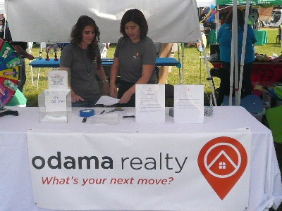 Odama Realty Banner logo realty residential realty real estate residential real estate