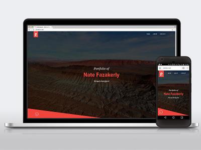 New Website personal website branding personal portfolio new website