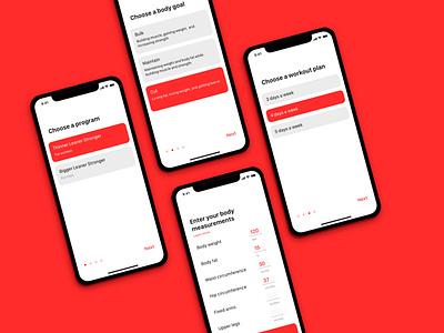 Stacked App Redesign design adobe xd mobile app design mobile ui