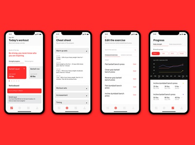 Stacked App Redesign