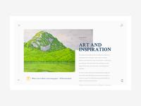 Maine Arts Quarterly - History