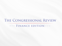 The Congressional Review