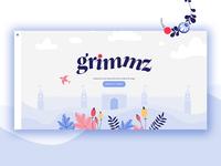 Grimmz - Fairy-tale generator
