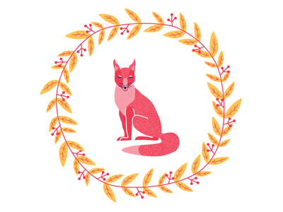 Harmful or Harmless? fox women web tale story stories princess kingdom illustration flowers fairytale colorful
