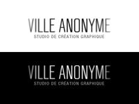 Ville Anonyme logo ...refresh