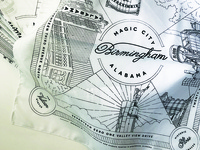 Birmingham Bandana