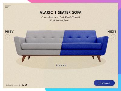 Decor Sofa