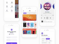 Audio Book App