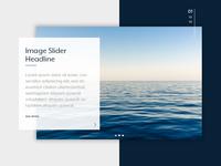 Daily UI | #072 | Image Slider