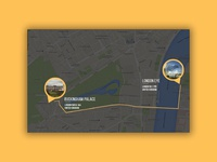 Daily UI | #020 | Location Tracker