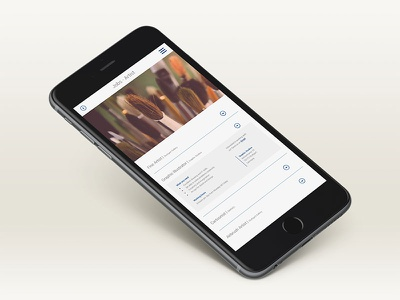 Daily UI   #050   Job Listing art lists job listing iphone listing job app ux ui daily ui