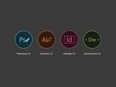 Daily UI | #055 | Icon Set app redesign dreamweaver indesign illustrator photoshop set adobe icon ux ui daily ui