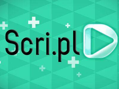 Scripl logo app