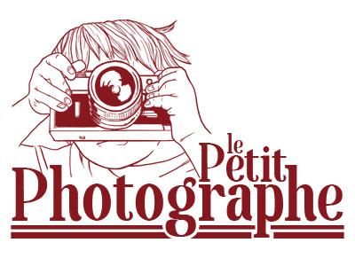 le Petit Photographe logo association boy photographer