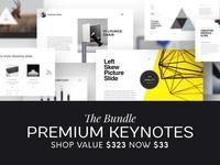 Premium Keynotes Bundle