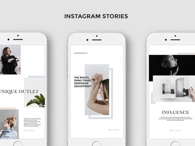 Instagram Stories - Archetype Social Media