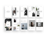 Smart Social Media Pack - Vertical Layout