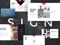 SIGN Presentation Showcase