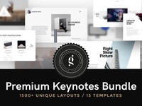 Premium Keynotes Bundle By Goashape