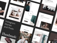 Handmade Instagram Stories And Posts