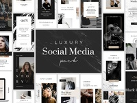Luxury instagram stories by goashape cover