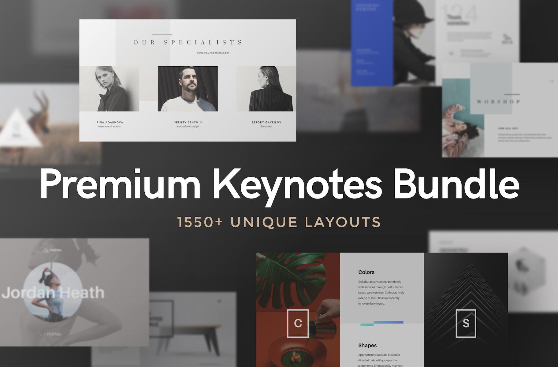 Premium keynotes by goashape cover copy