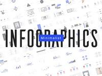 Cover   minimalistic keynote infographics template by goashape full showcase