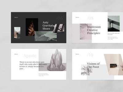 Mushroom Google Slides Presentation