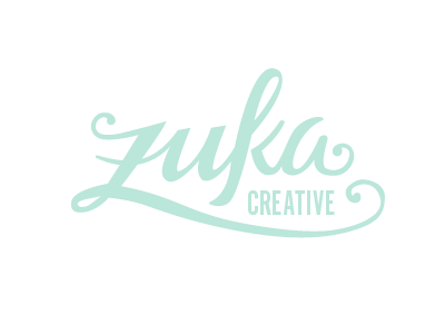 Personal logo hand-lettering hand drawn logo