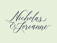 Nicholas & Loreanne