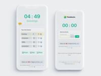 Timeblocks app